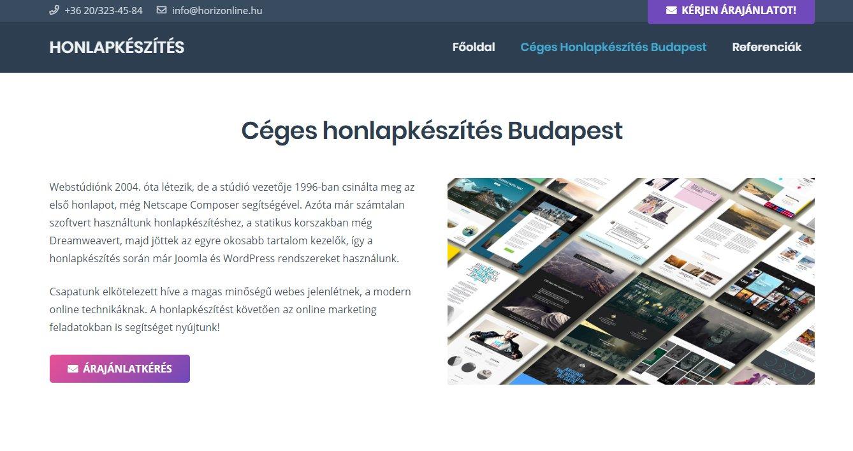 WordPress honlapkészítés nyáron is